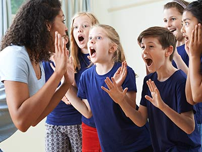Drama Lessons For Children in Niagara
